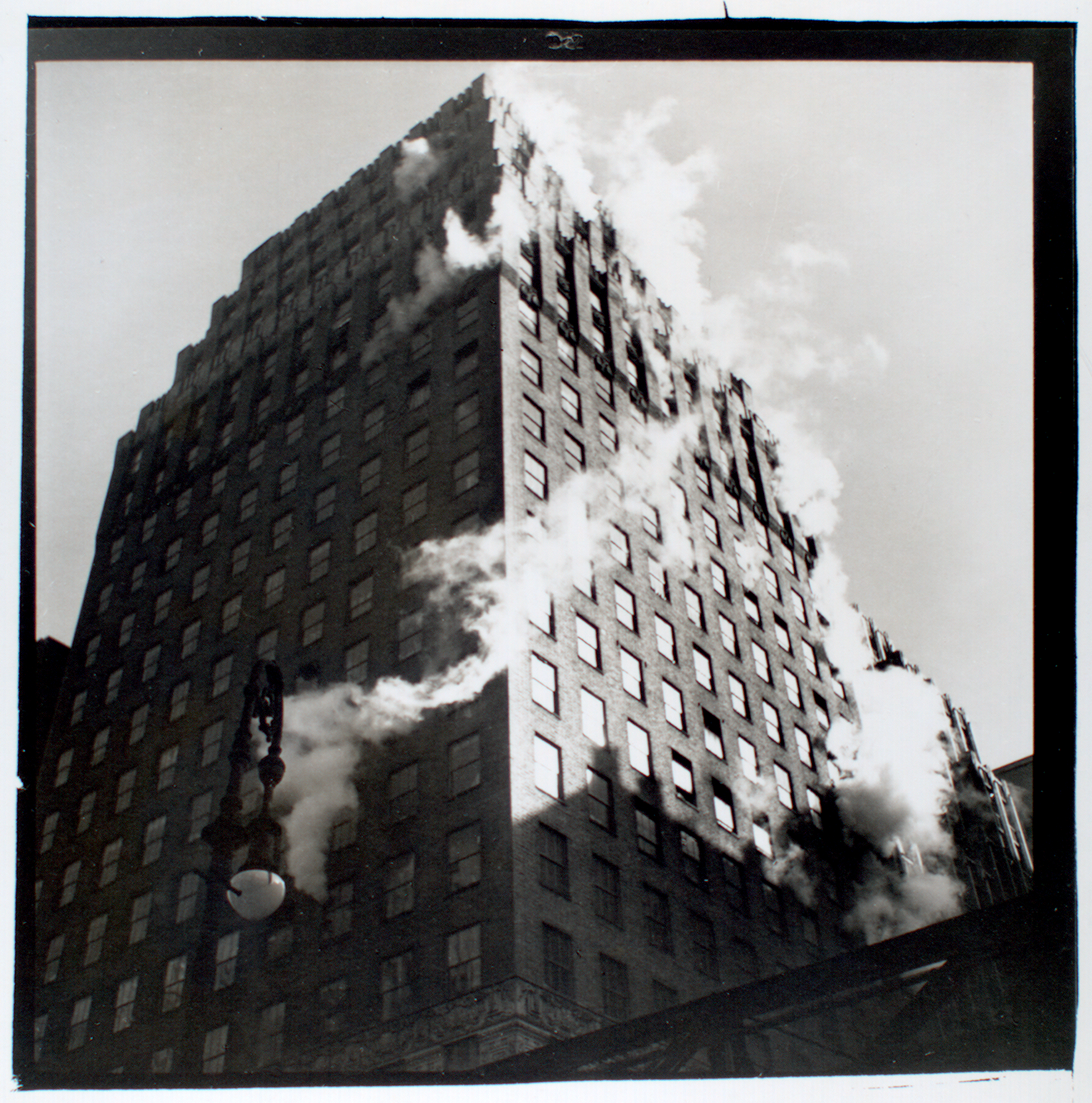 """""""Steam + Felt = Hats, 65 West 39th Street, Manhattan."""" (1938) From the  New York Public Library Digital Collections ."""