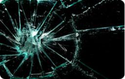 Window Cracked