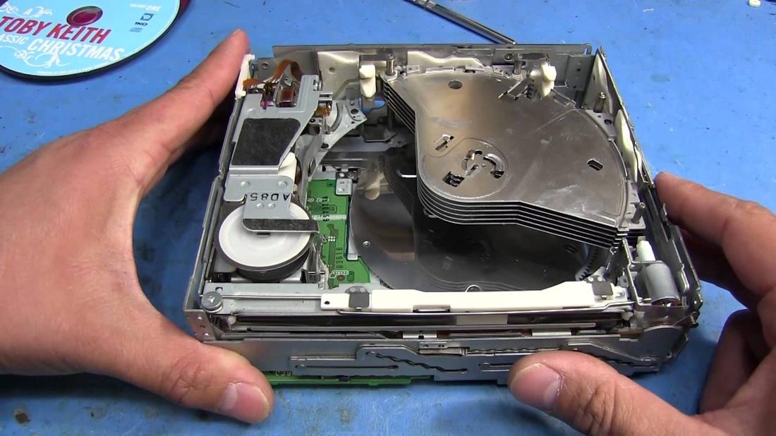 CD Changer Repair
