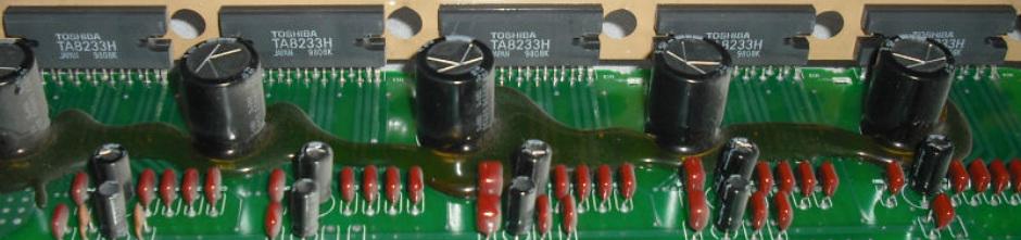 Factory Amp Repair