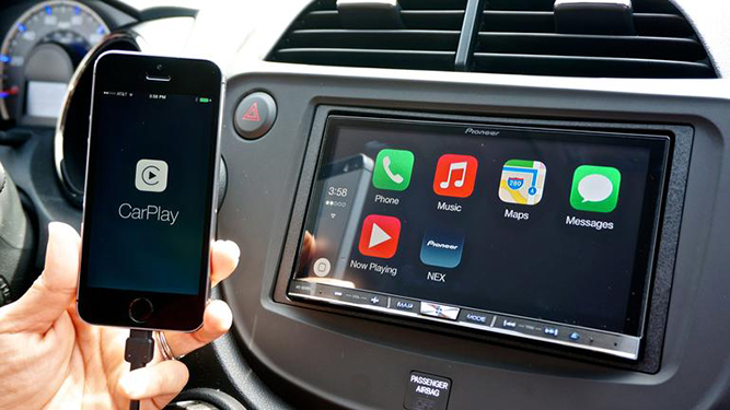 CarPlay #1