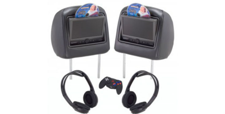 Rear Seat Games
