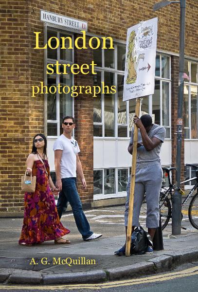 London street photographs, 2012