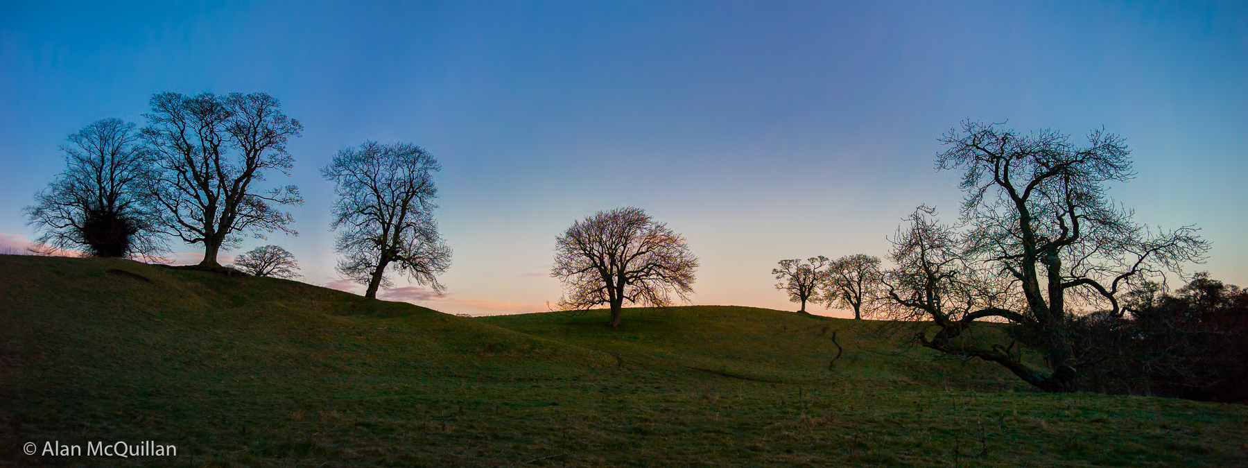 Daybreak, Woodcote Park, Midlothian