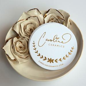 Caroline Ceramics    brand // print