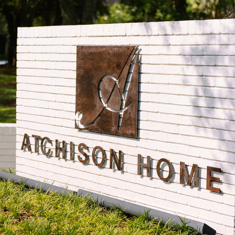 Atchison Home    brand // print