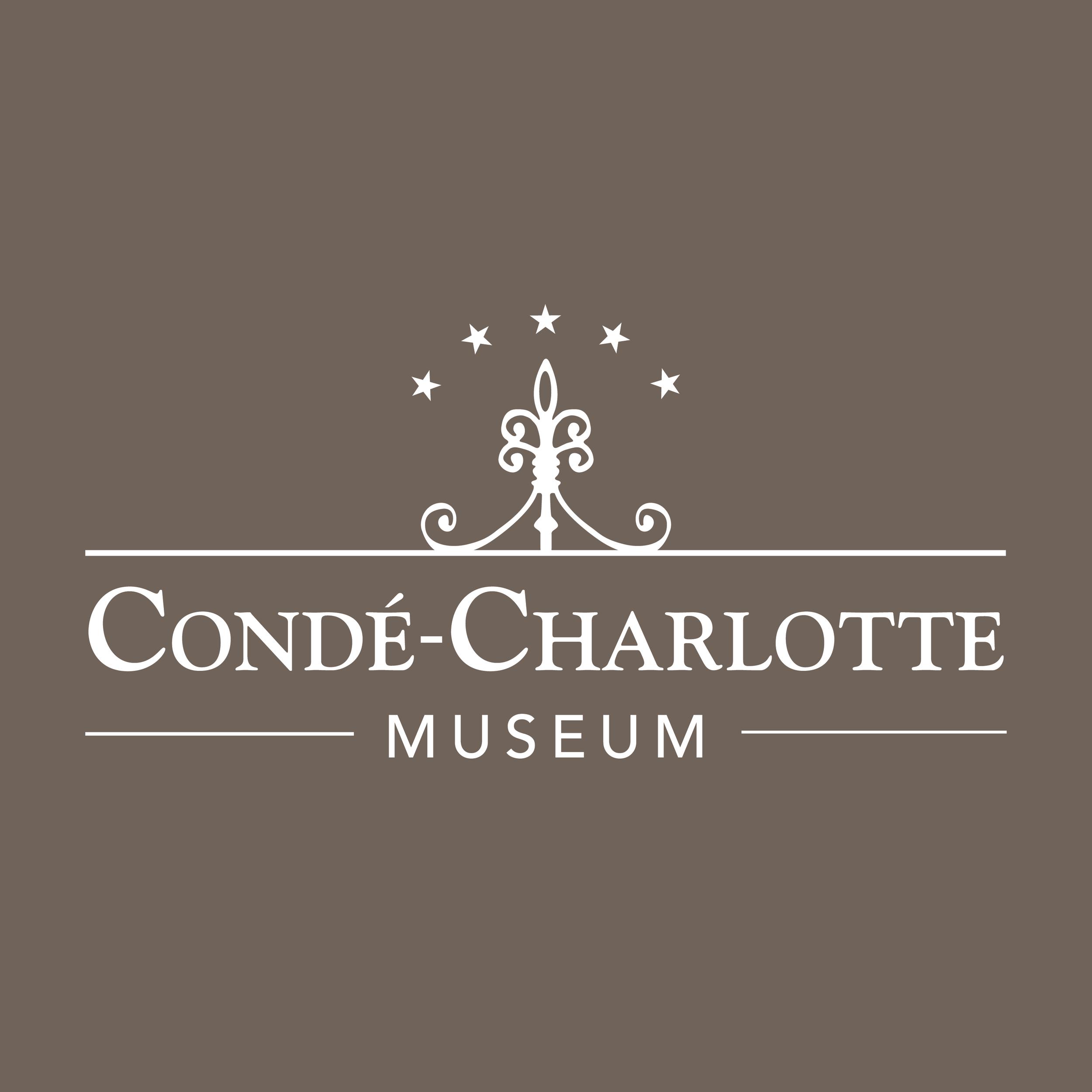 Conde Charlotte Museum    brand // print