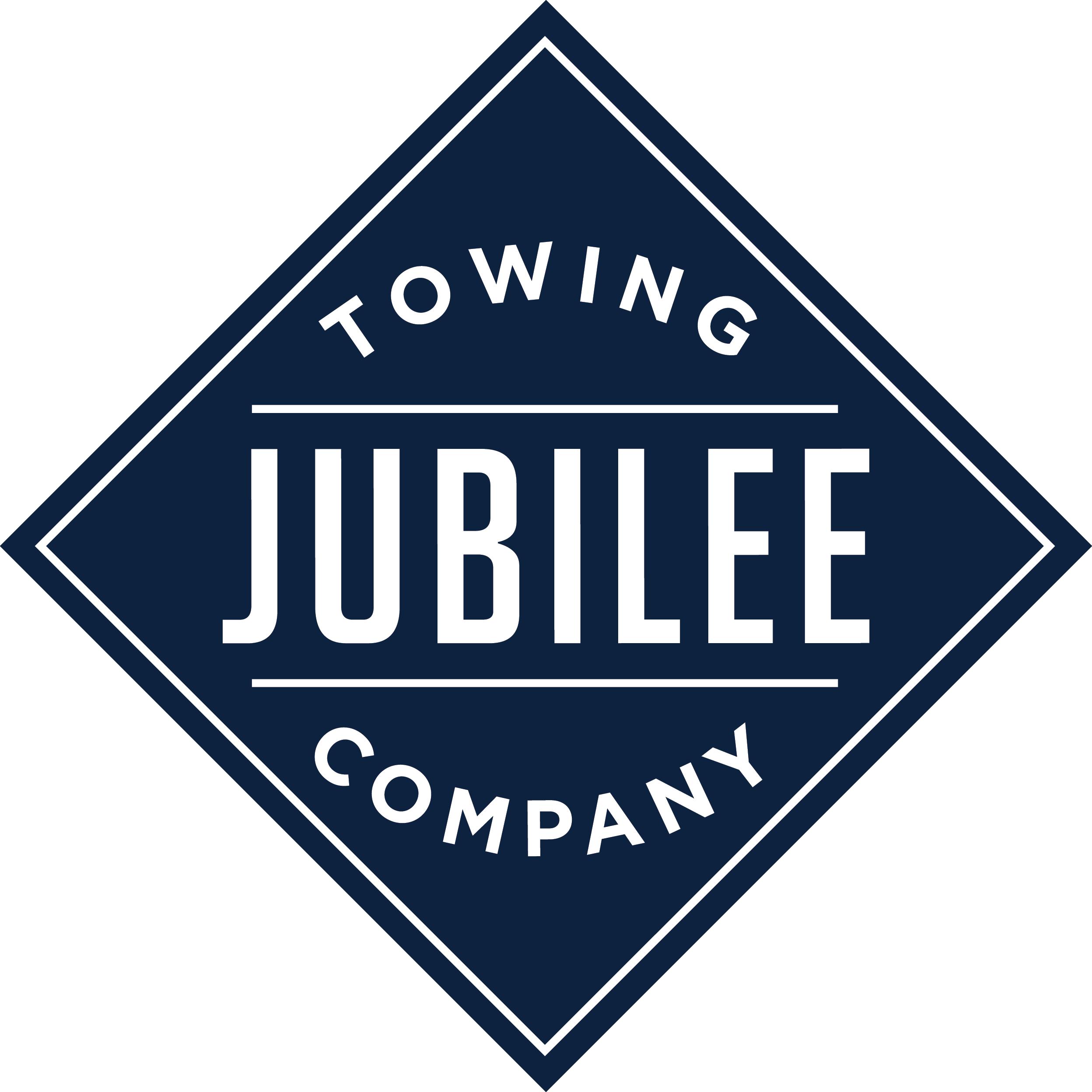 Jubilee Towing Company    brand // print