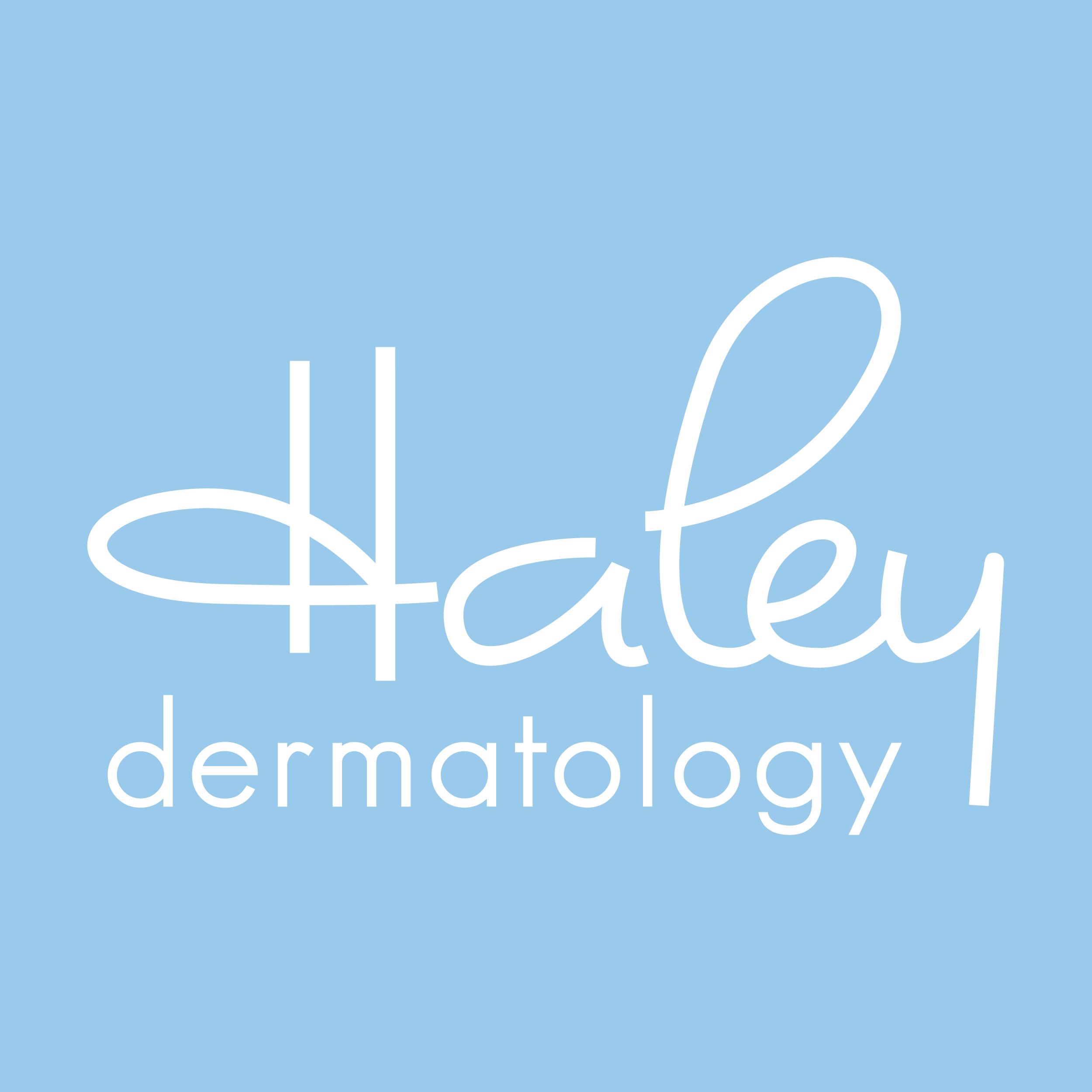 Haley Dermatology    brand // print