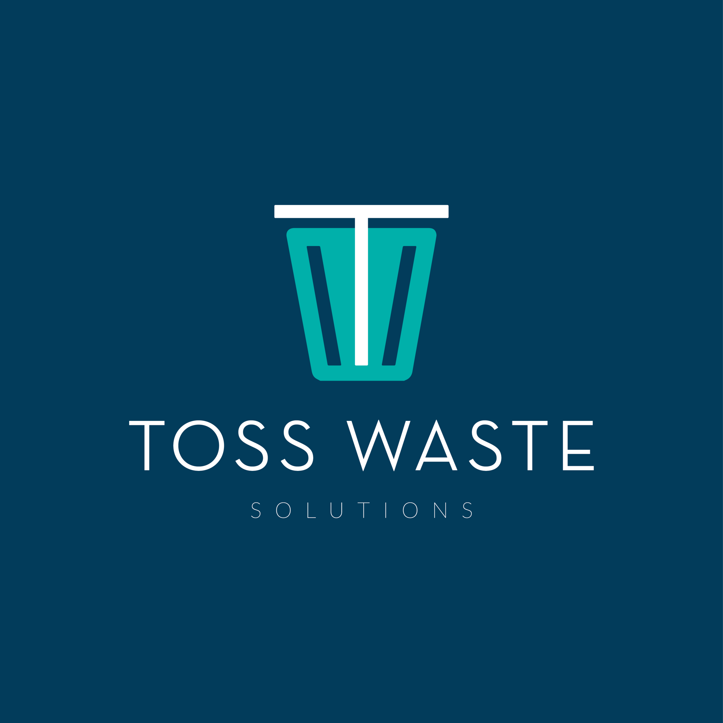 "I recently finished the branding for Toss Waste Solutions, which is a Doorstep Waste and Recycling Service based out of Raleigh, North Carolina. The TOSS RESIDENT REWARDS PROGRAM engages your community to become part of the ""Green Doorstep Initiative."" With community and recycling at the focus, we wanted the brand to reflect that mission. After all, trash can be beautiful too."