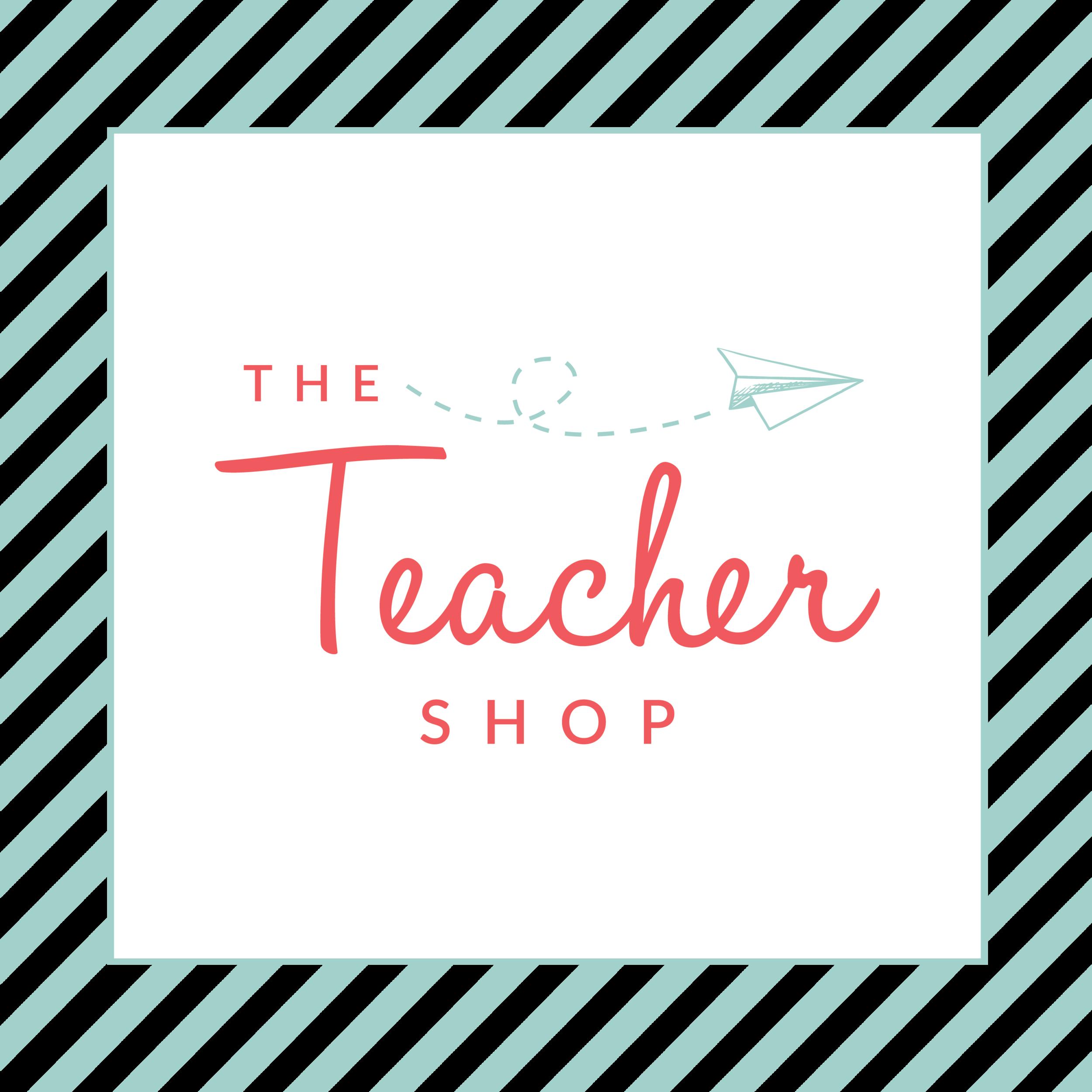 T  he Teacher Shop    brand // print