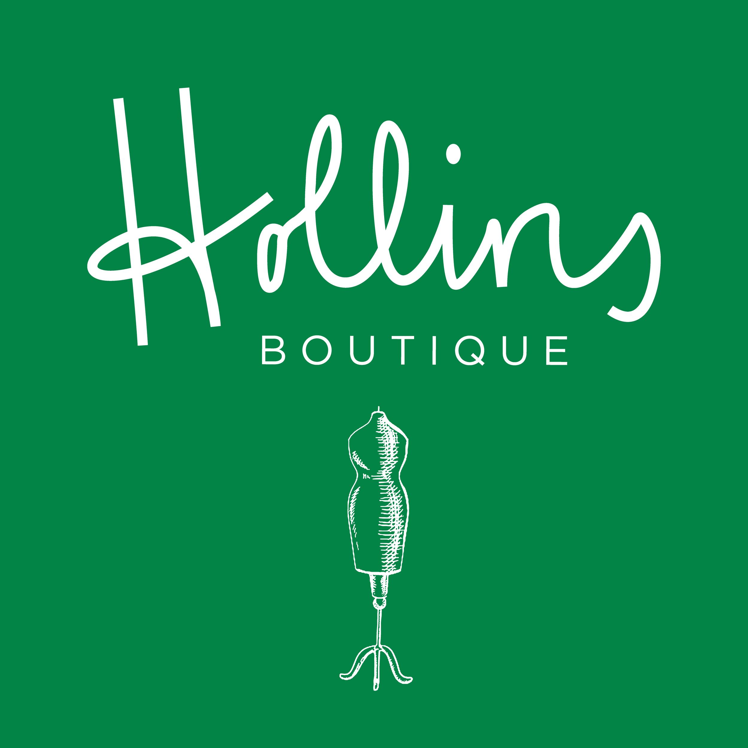 Hollins Boutique    brand // print