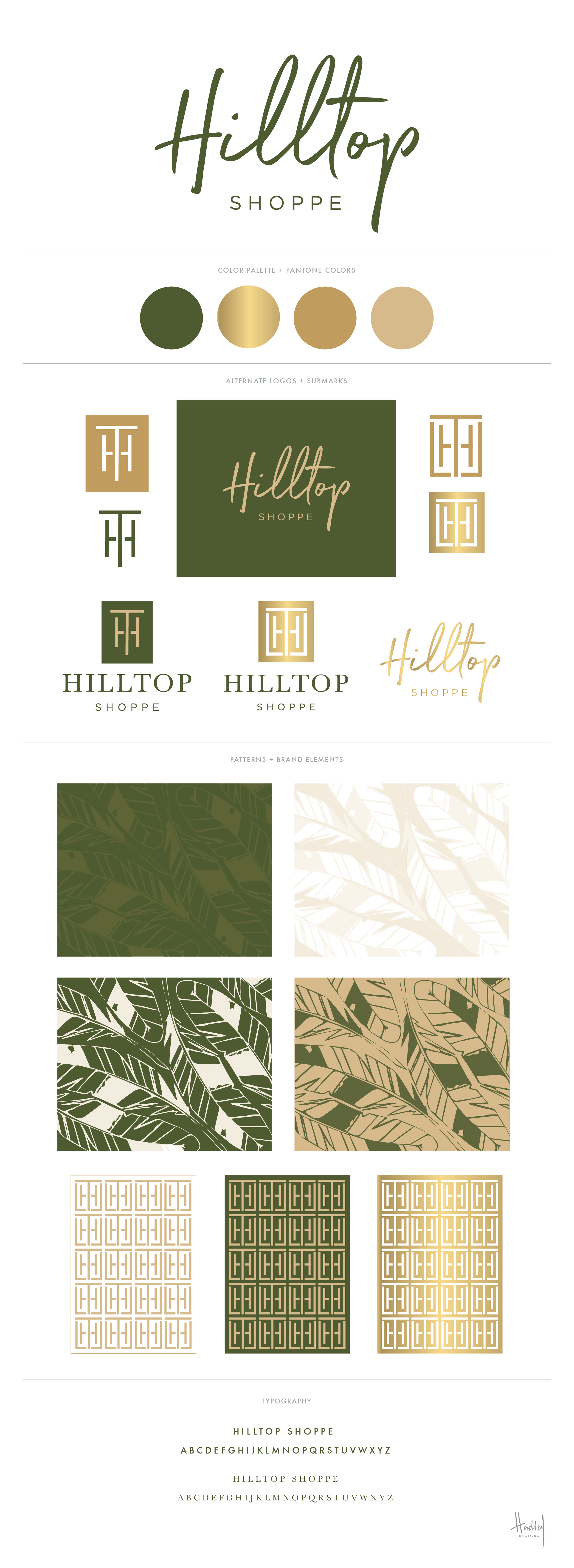 We're thrilled to launch the new branding for  Hilltop Shoppe . This adorable, new shoppe is opening soon on Magazine Street in New Orleans. I'm really hoping that Bruner and I can sneak away to New Orleans for the Grand Opening party in mid-September. Plus, I'd love to finally meet these fabulous owners (Rosalind and Mary-Martin) for the first time in person! New website is in the works...