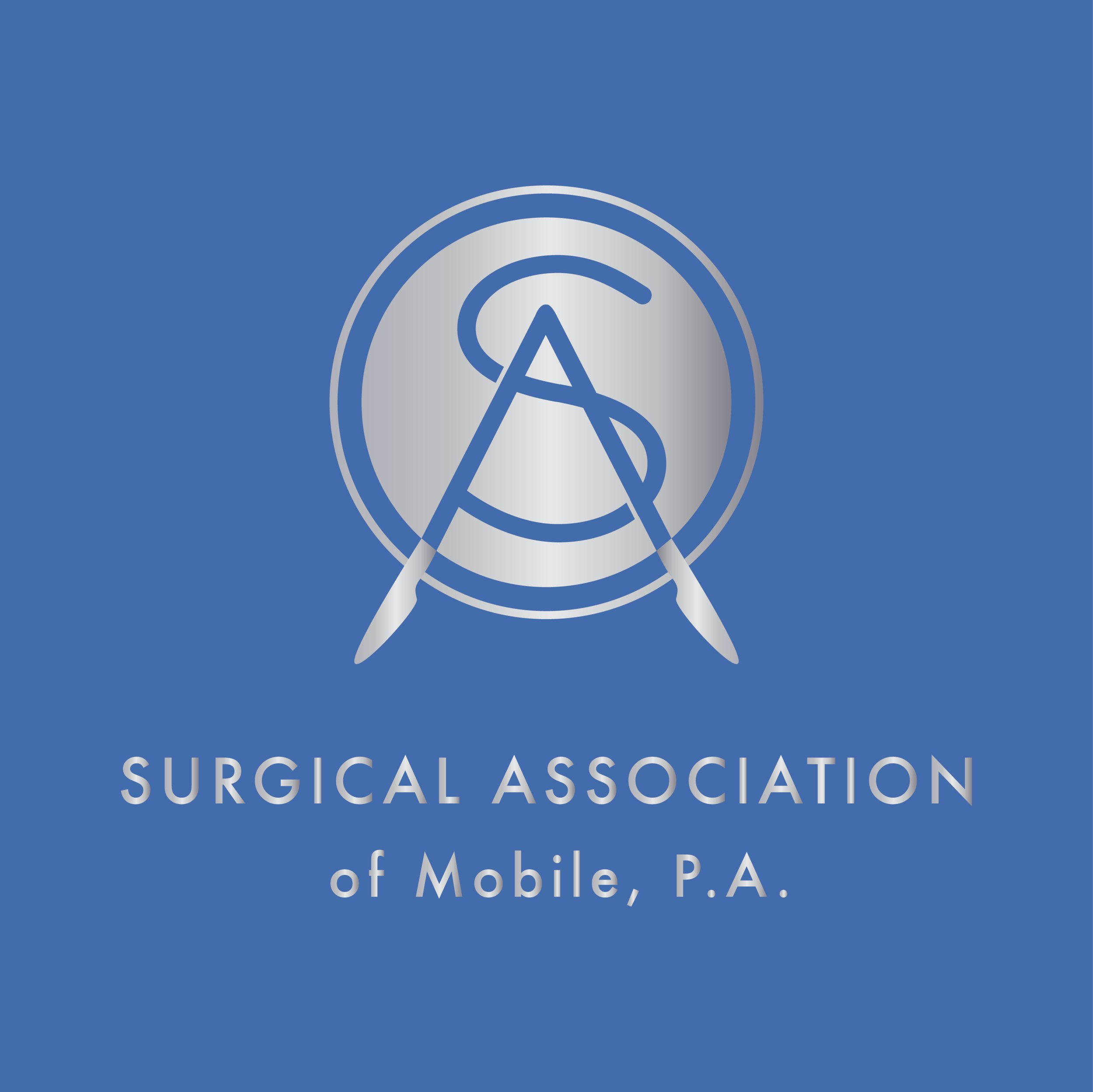 Surgical Association of Mobile, P.A.    brand // print