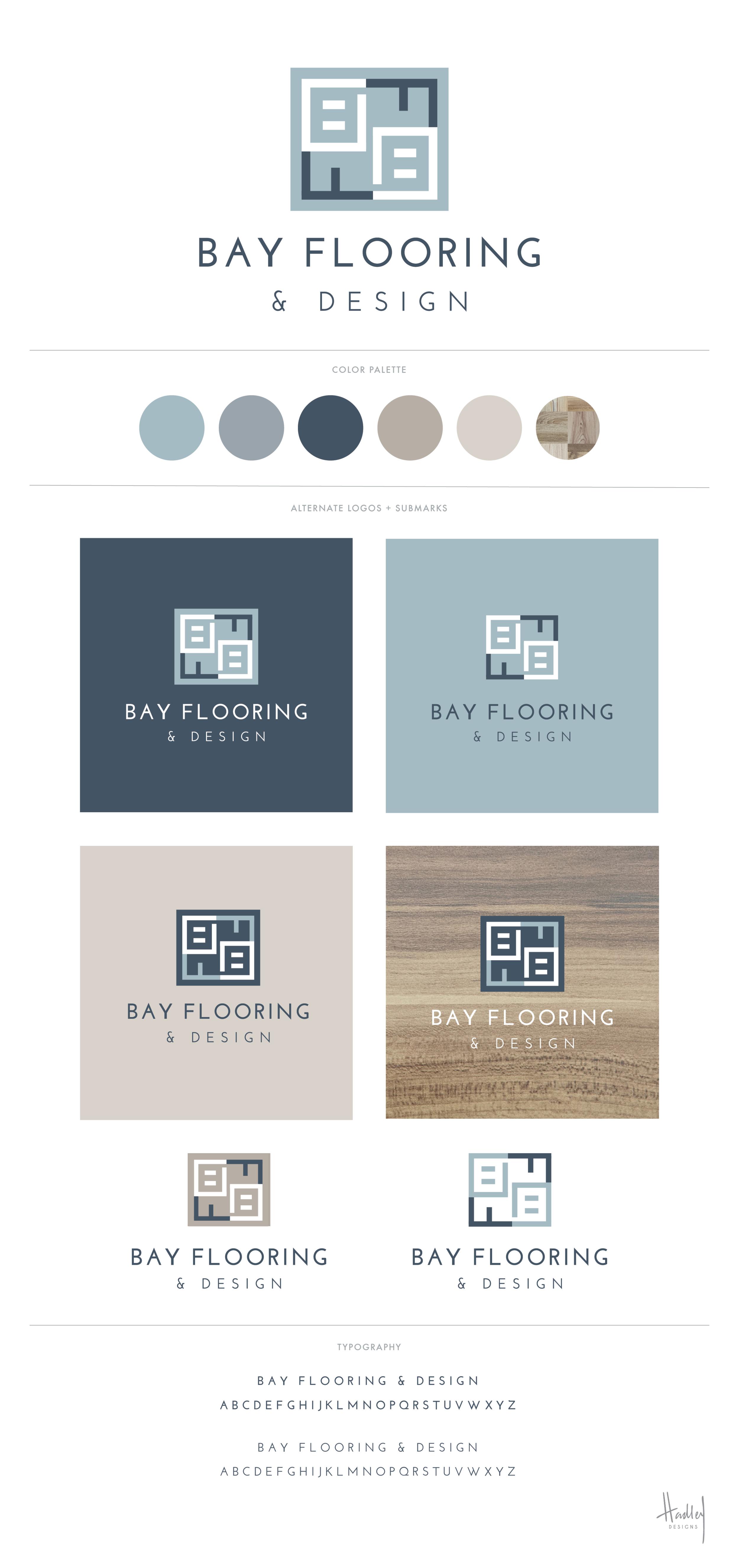 Bay Flooring - Hadley Binion Designs