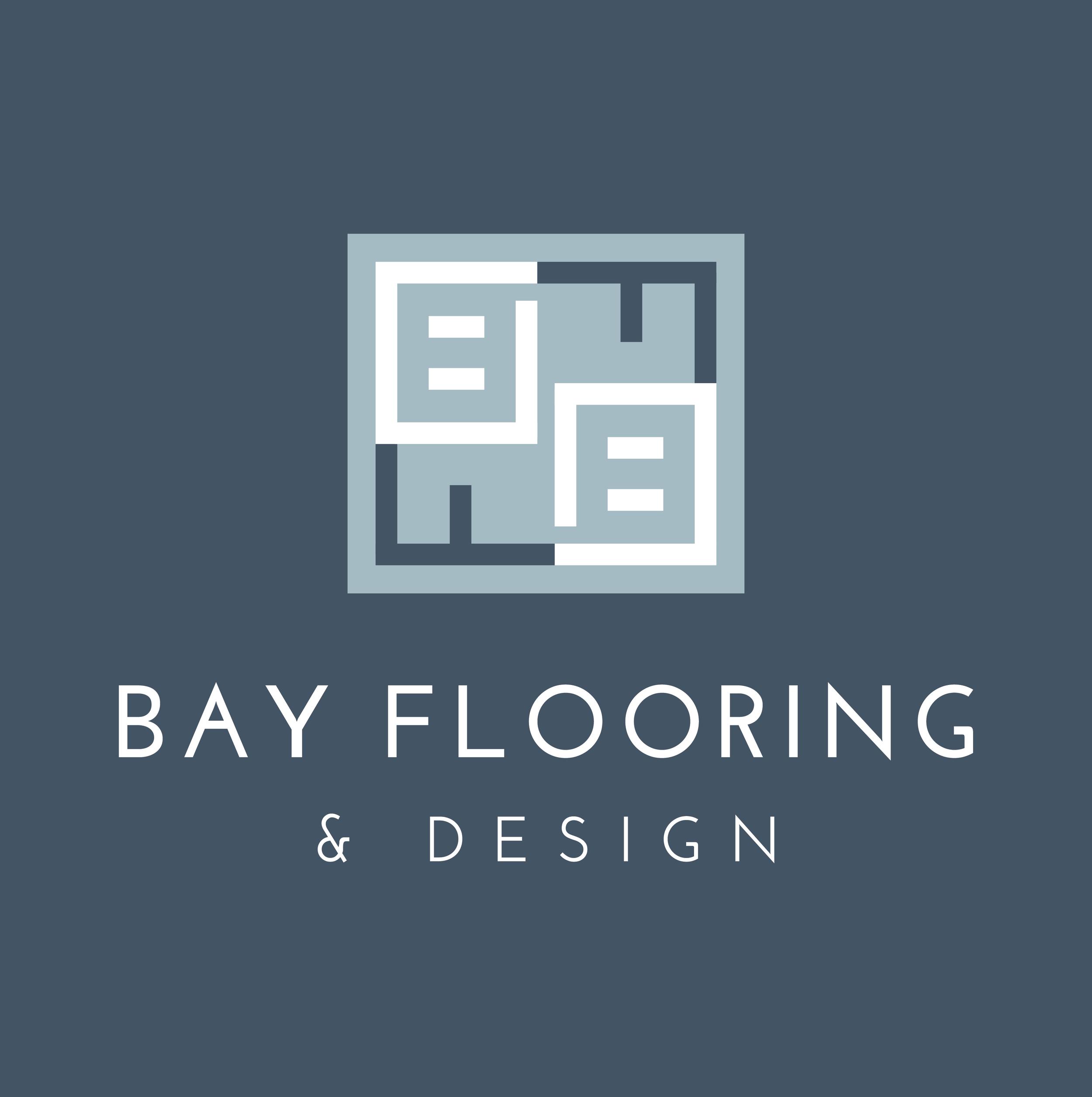 Bay Flooring & Design    brand // s  ignage