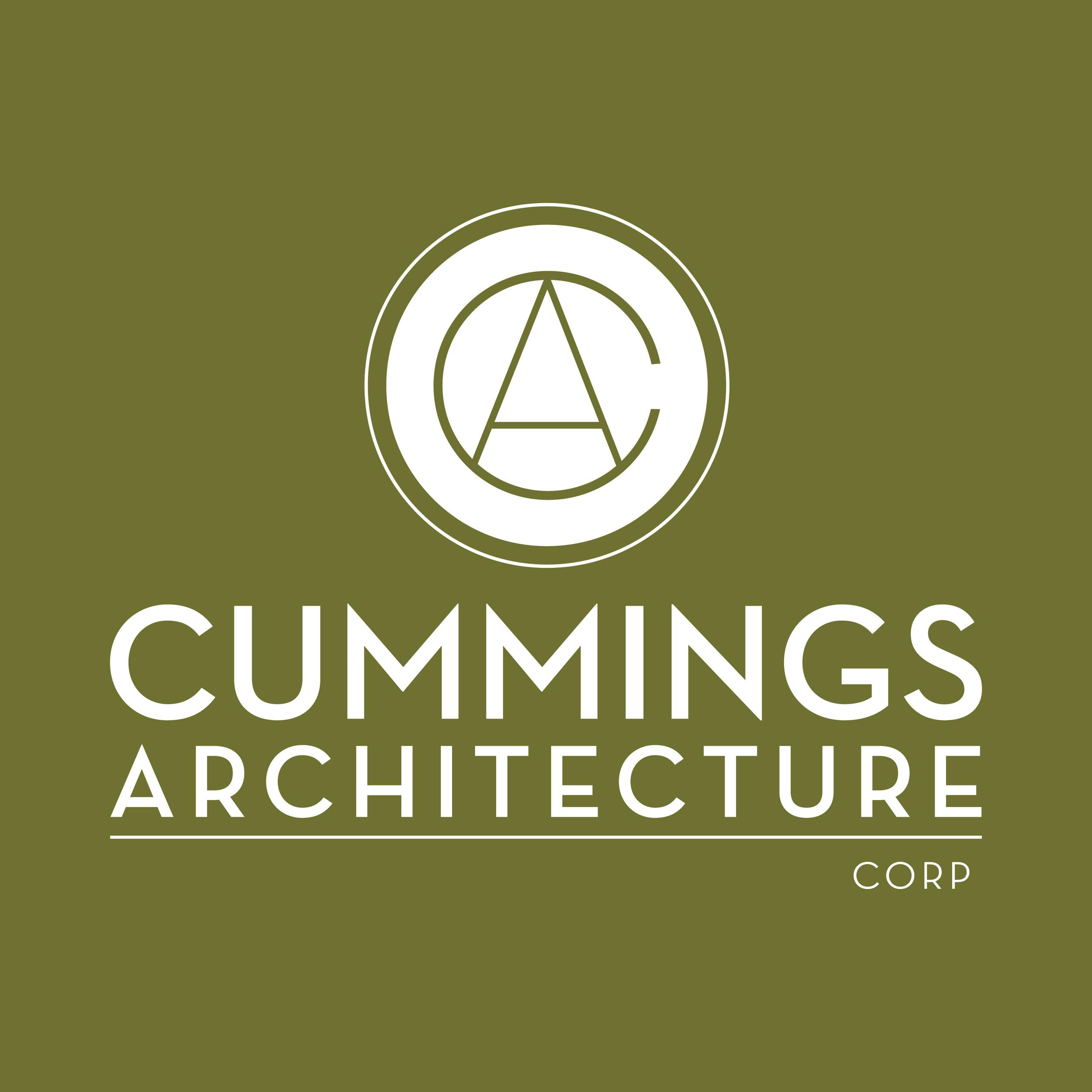 Cummings Architecture Corp    brand // print