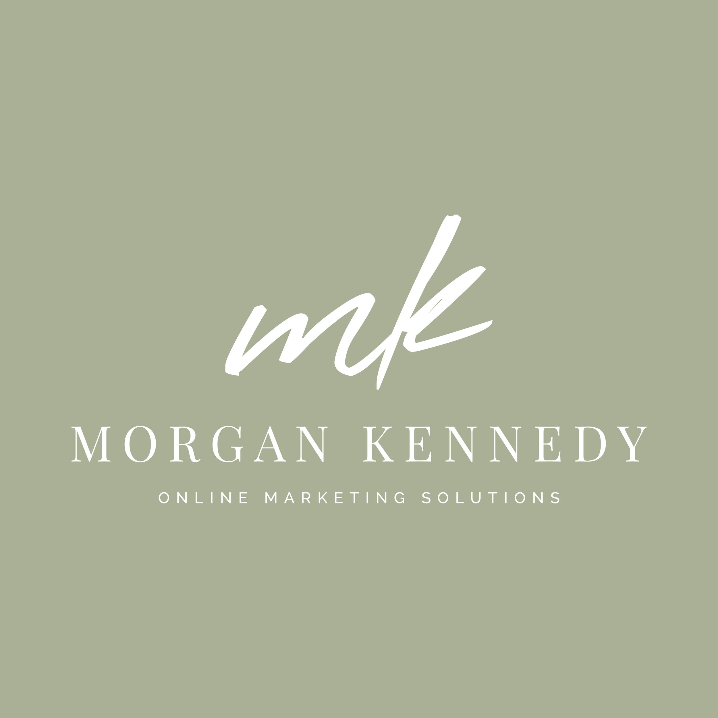 Morgan Kennedy Online Solutions    b  rand // print