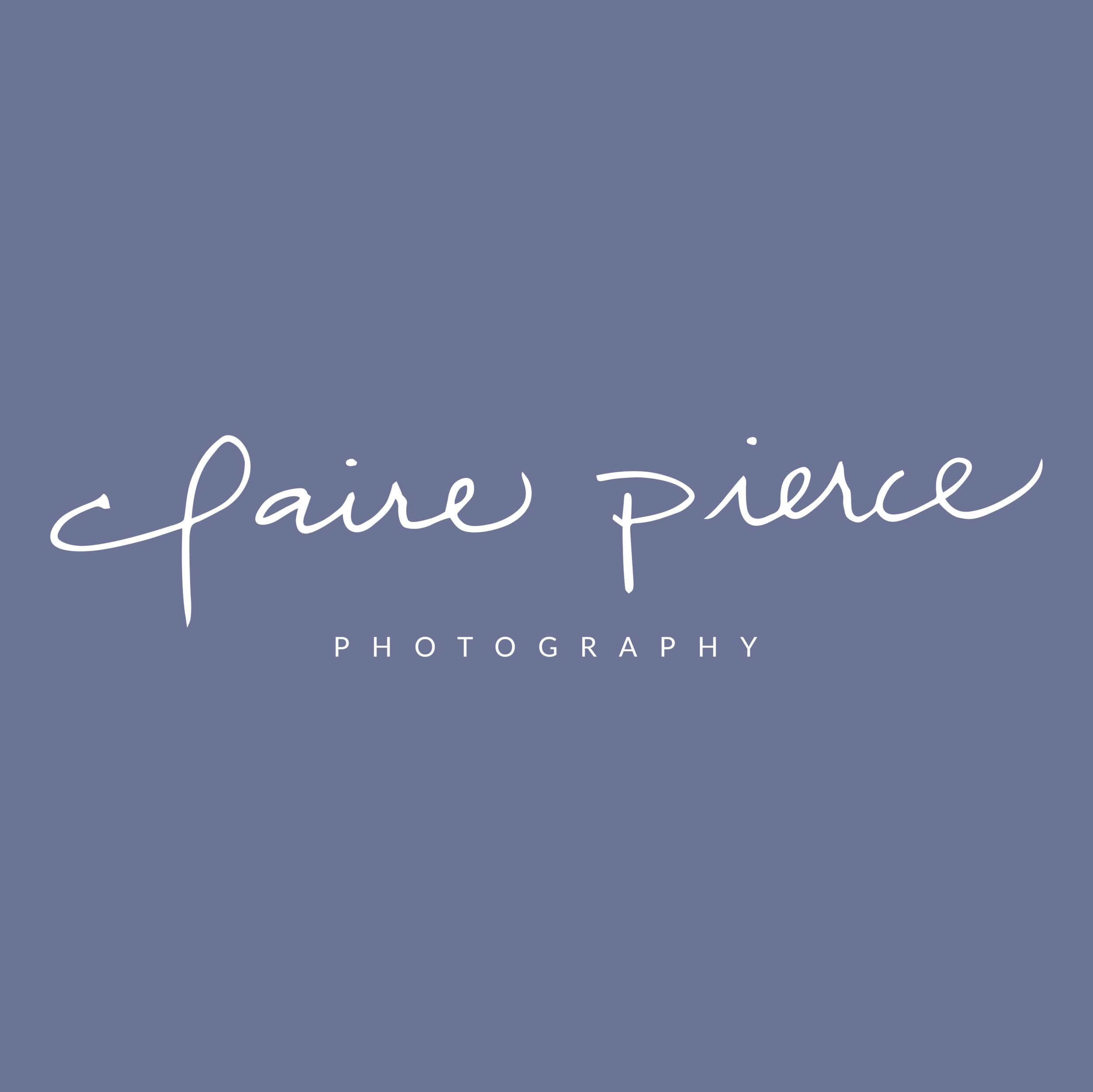 C  laire Pierce Photography    brand // print