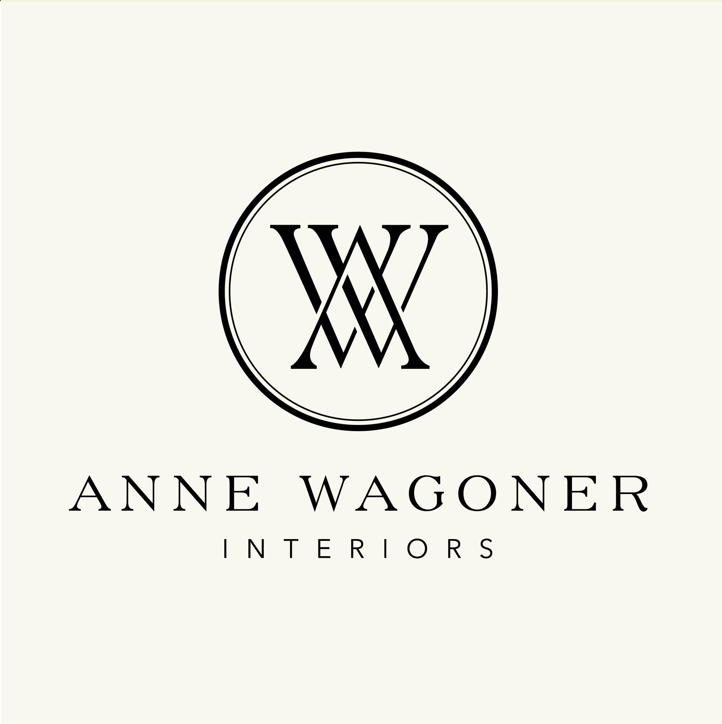 A  nne Wagoner Interiors    brand // print