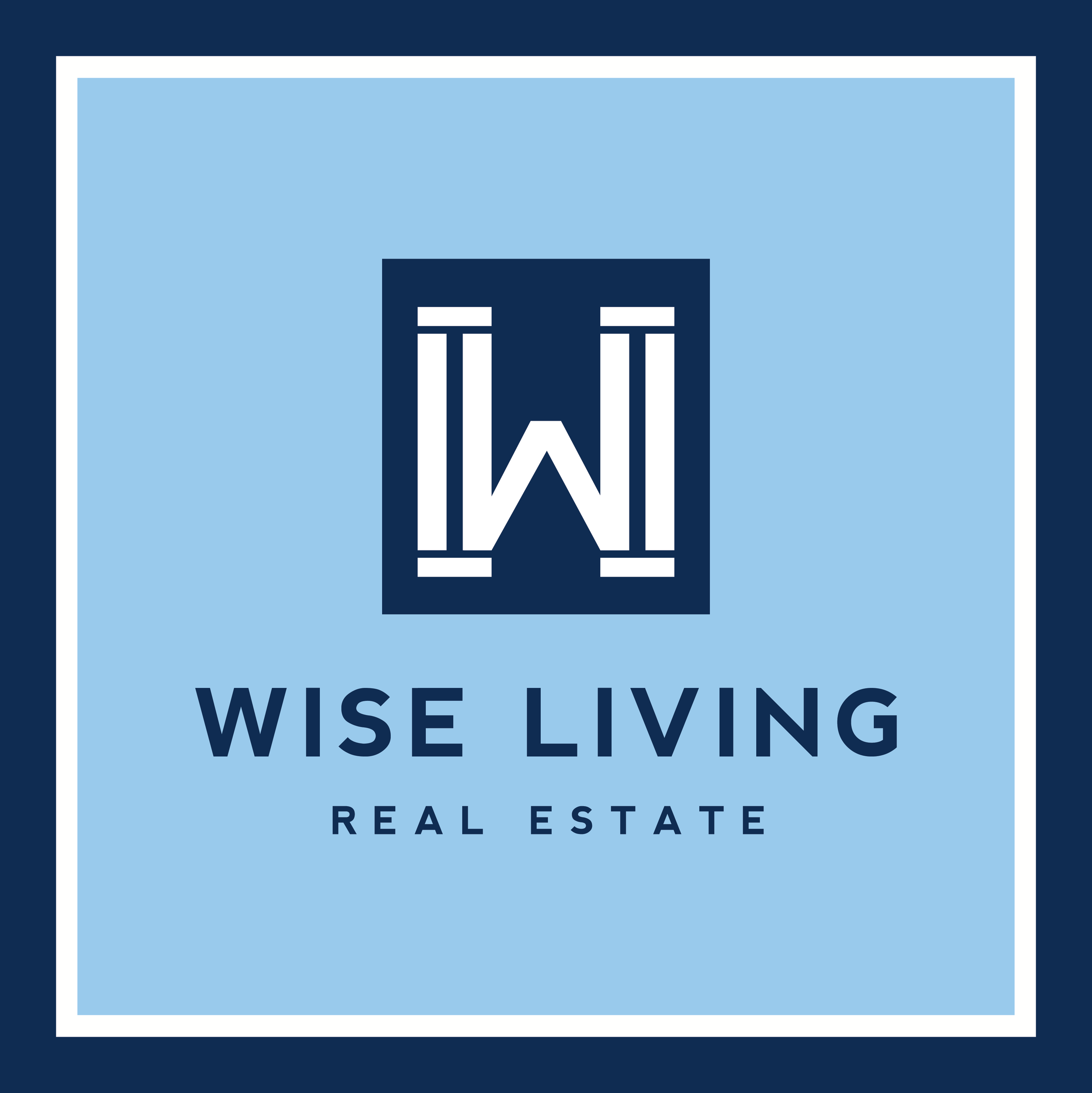 Wise Living    brand // print // signage