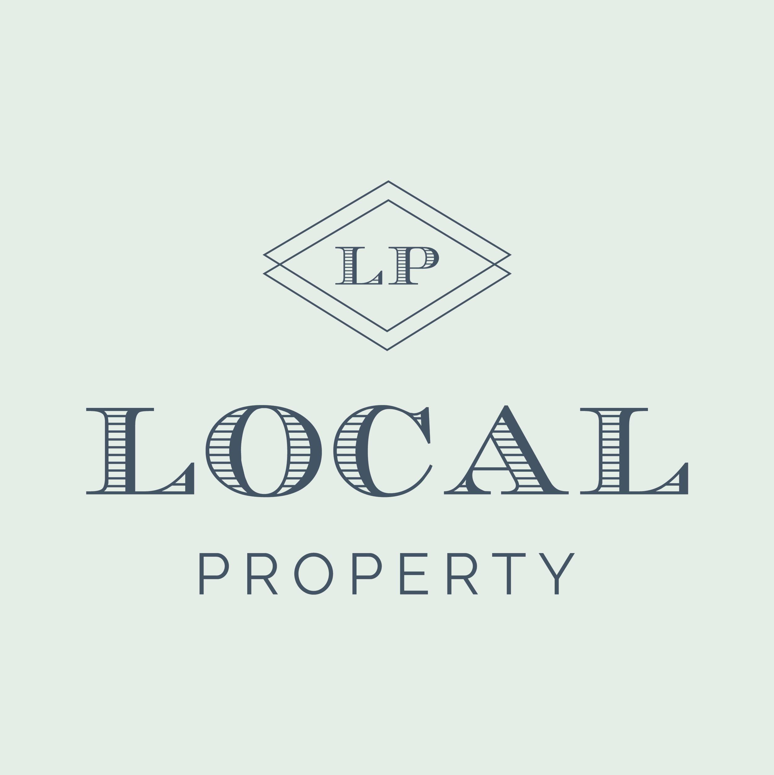 Local Property    brand // print // signage