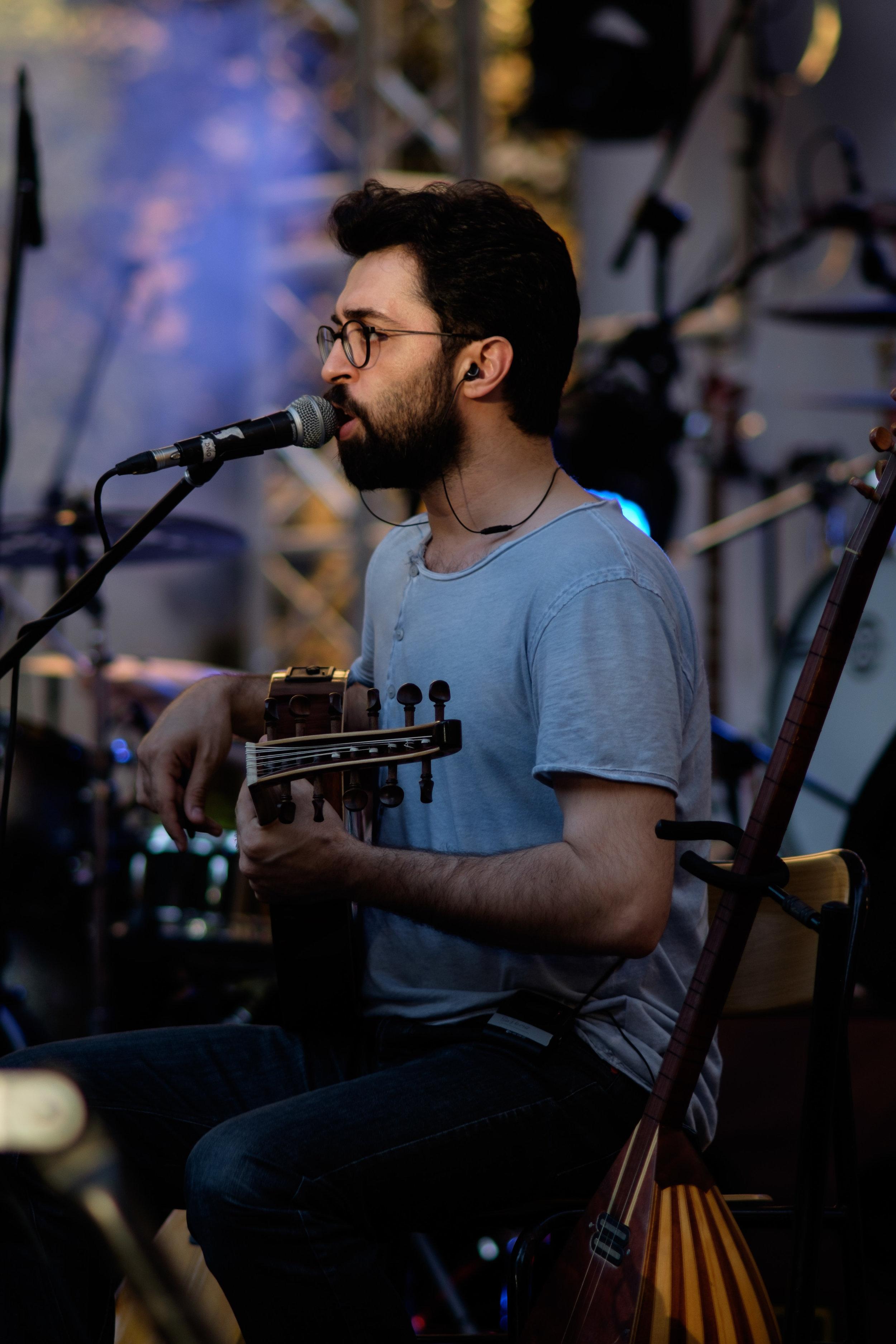 Can Bonomo 's band, Galatasaray Festivali