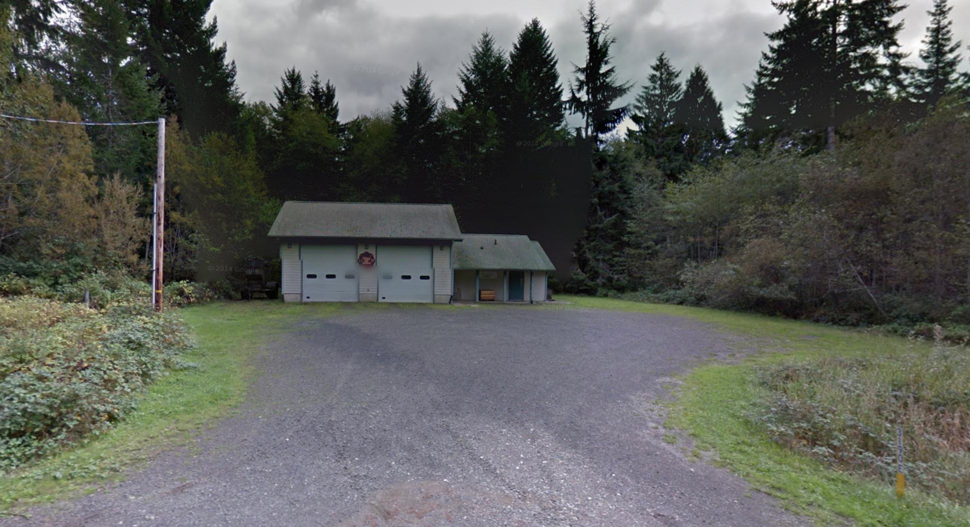 Station 5-9 - Harstine Island North Fire Station  3190 E North Island Dr, Shelton WA