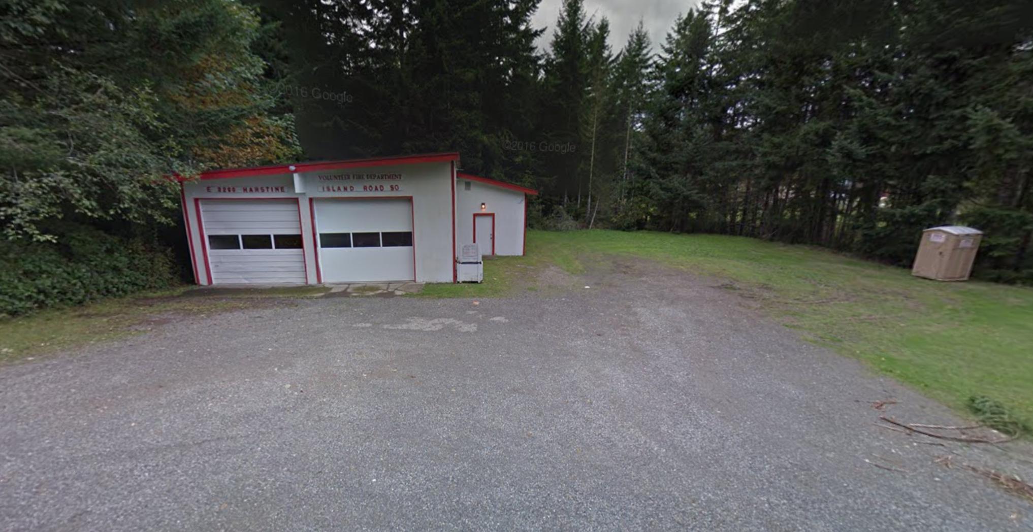 Station 5-11 - Harstine Island South Fire Station  2260 E Harstine Island Rd South, Shelton WA