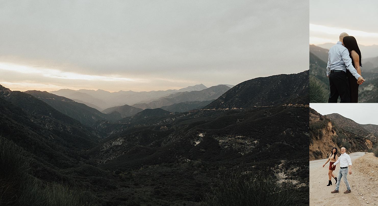 San Bernardino California Engagement Location