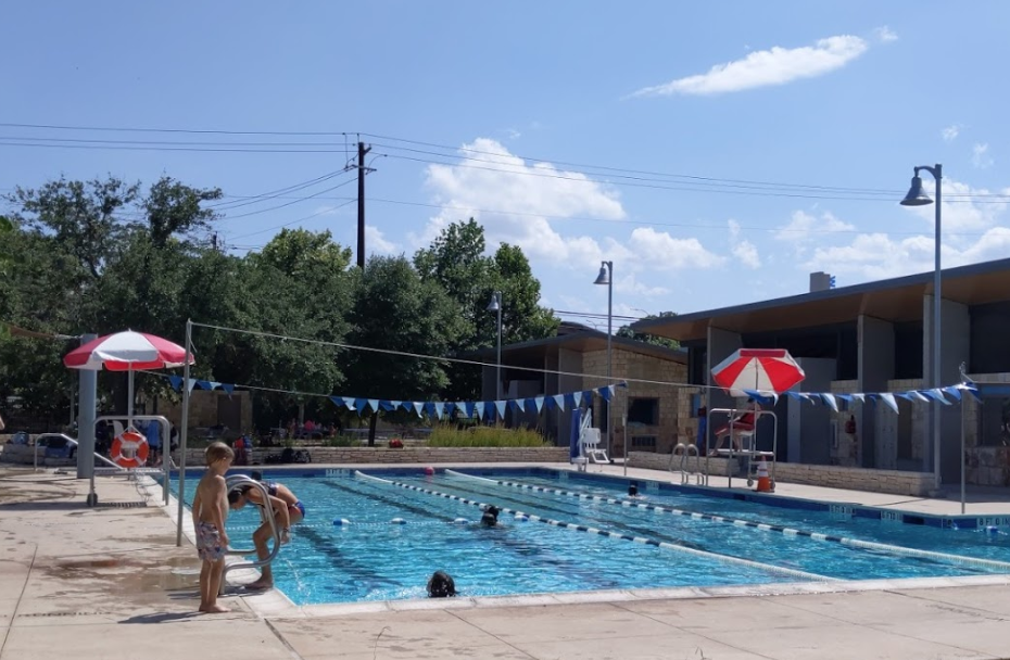 Bartholomew Municipal Pool is a heated year-round pool located at: 1800 E 51st St, Austin, TX 78723. Adult private and semi-private swim lessons are available for this season on Tues./Wed./Thurs. from 5:30-7:30 pm. Please contact Diana Prechter to schedule your lessons: ticoachDiana@gmail.com