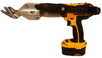 Malco TurboShear Drill Accessory