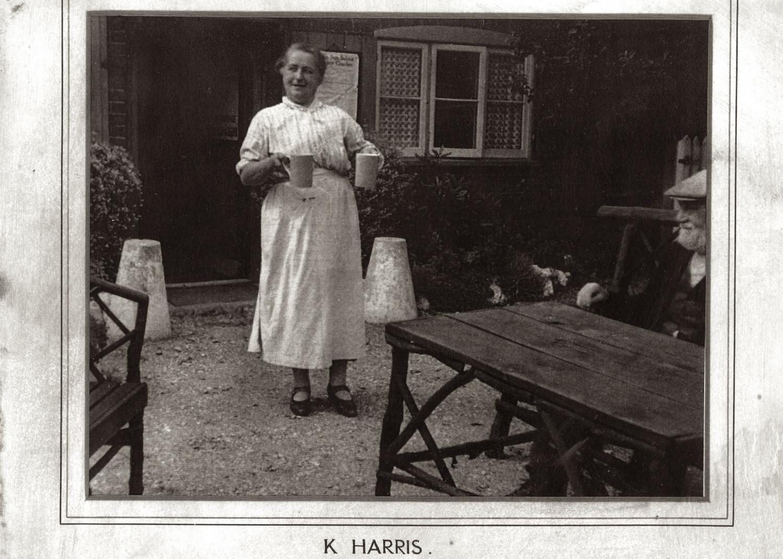 Landlady K. Harris