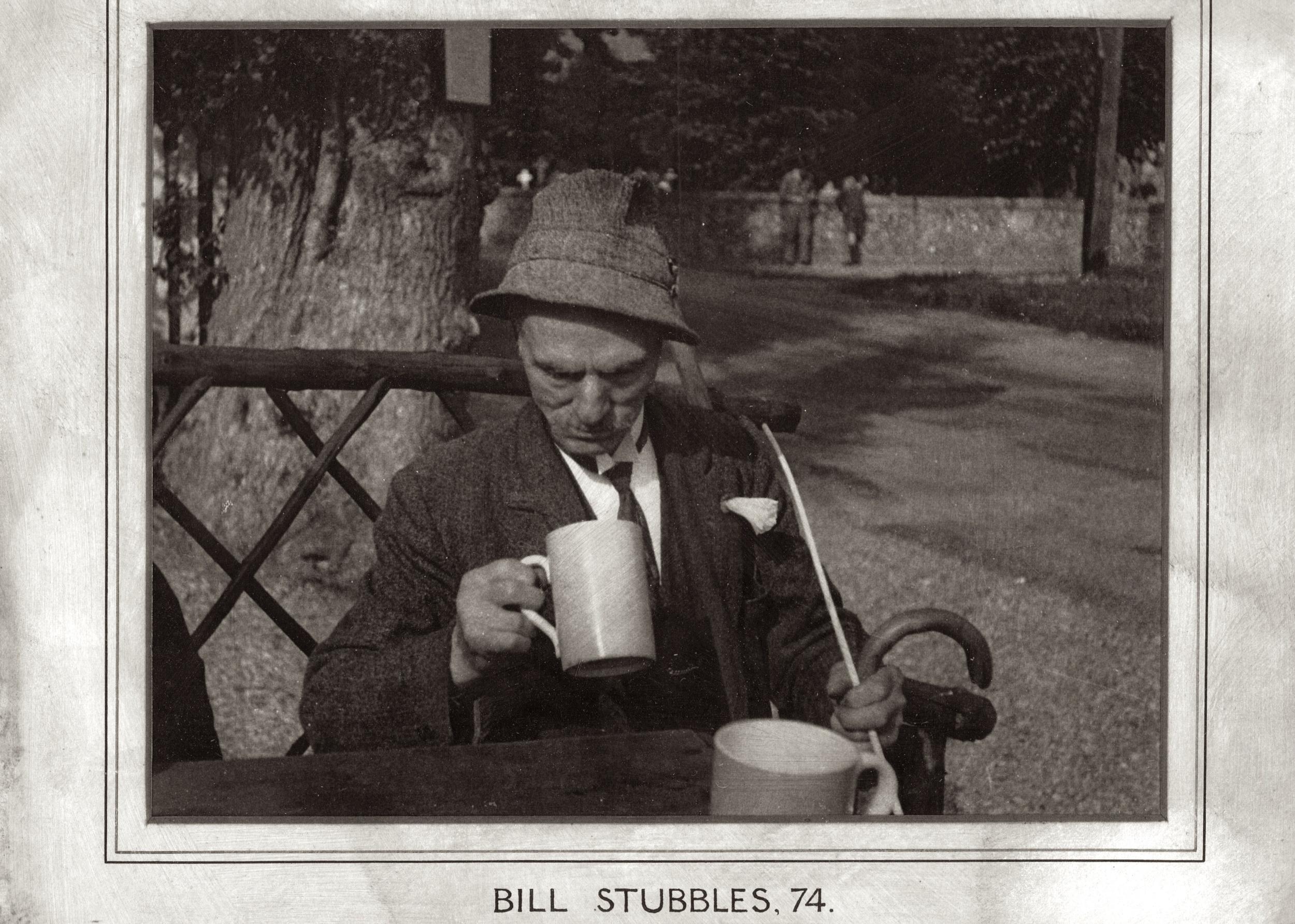 Bill Stubbles, 74