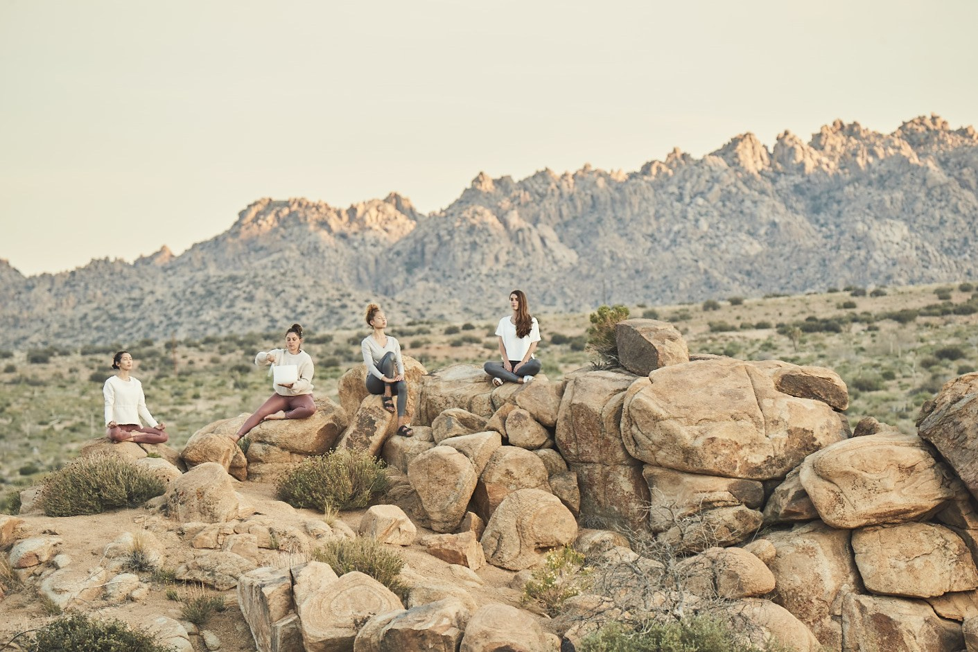 photo by Will Davidson for Athleta