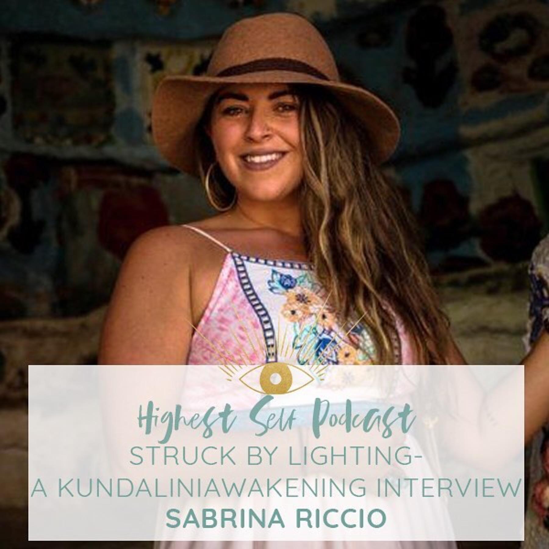 Highest Self Podcast | Sabrina Riccio