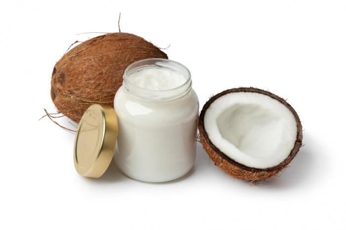 Coconut oil is very stable at high temperatures and the only vegetable oil I recommend cooking with.