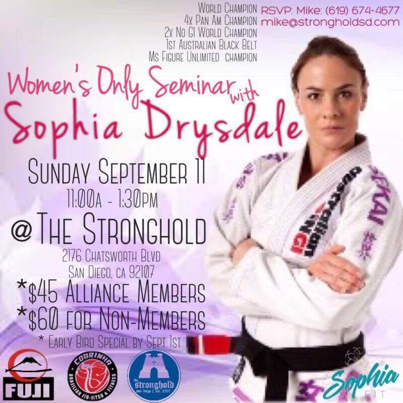 Sophia Drysdale