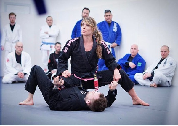 The ladies of BJJ, paving the way...