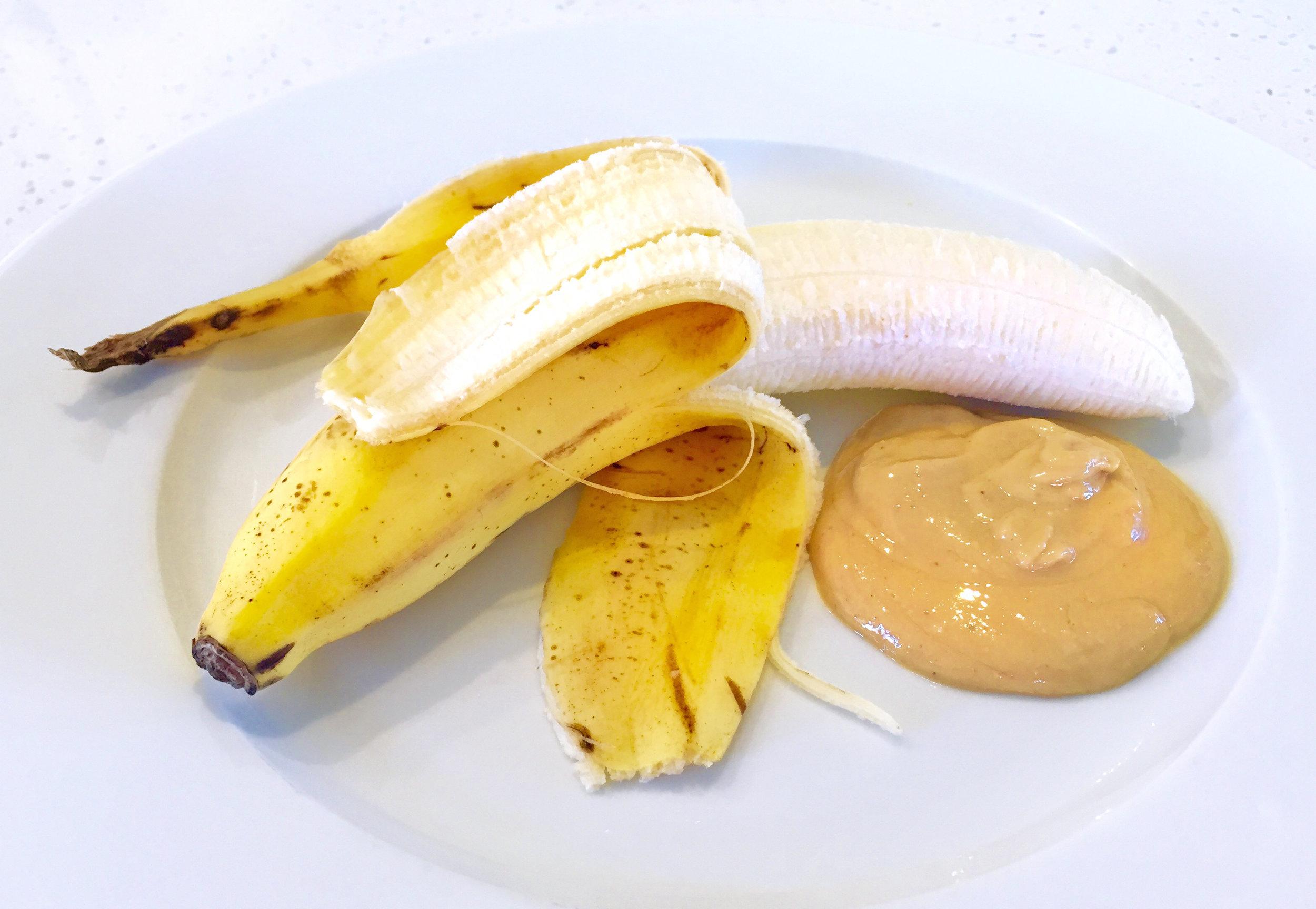 Snack - banana and almond butter.jpg