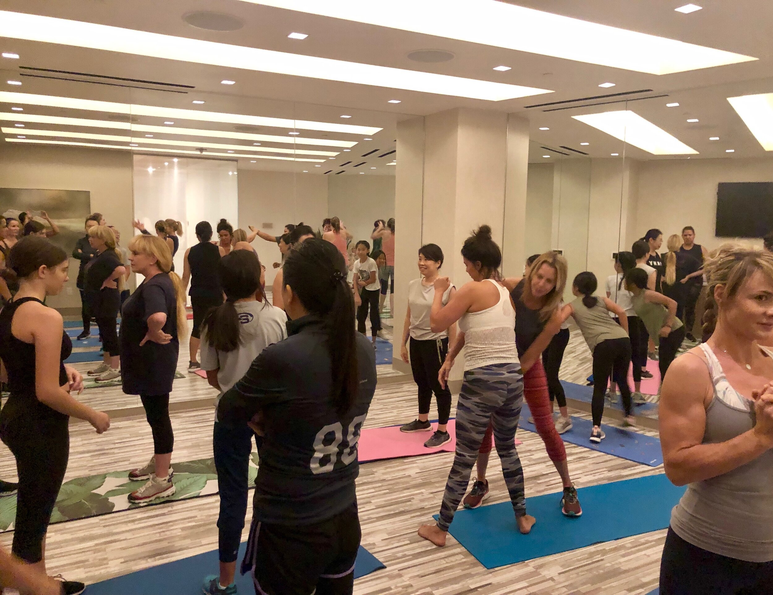 Sophia McDermott Women's self defense