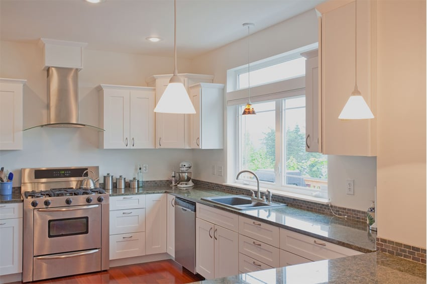 Kitchen Design &Installations - With an experienced designer architect as a member of our team we are able to bring to life your dream kitchen.