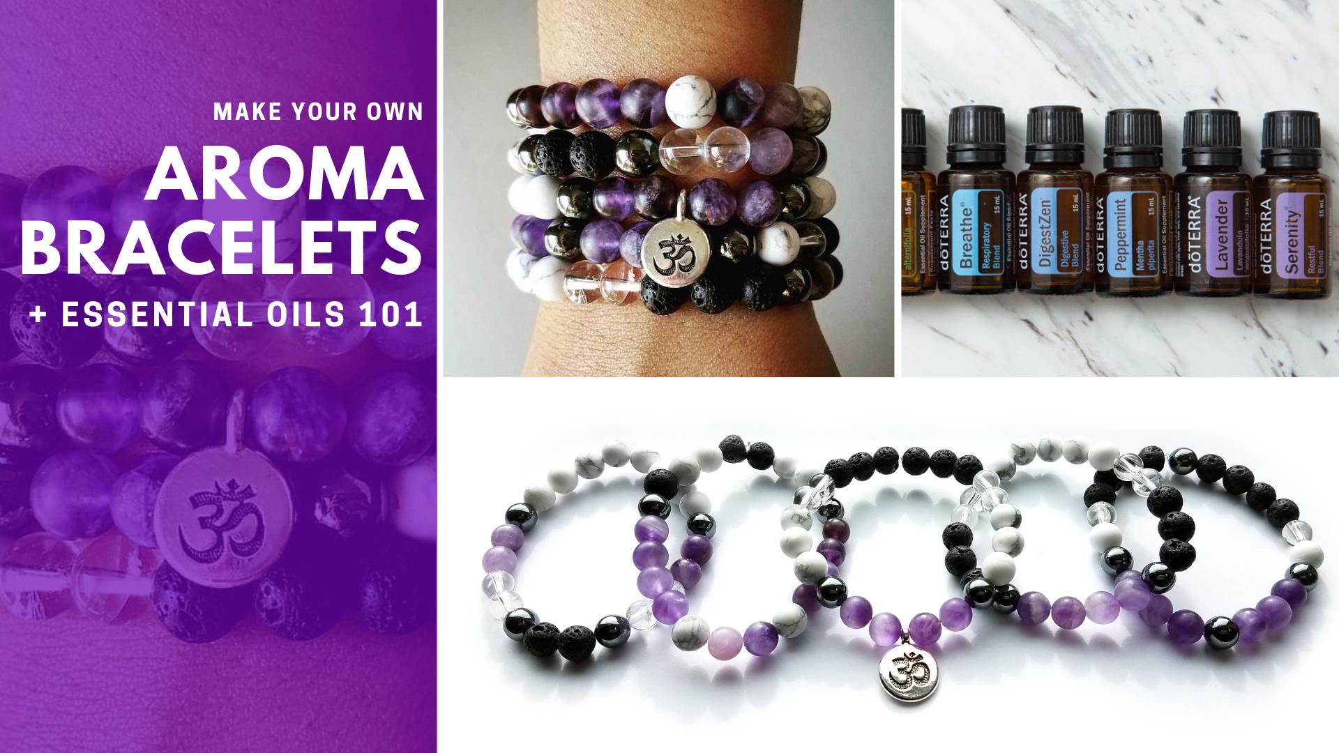 Aroma Bracelets - Bonita Springs - Essential Oils - Estero Florida - Lava Bracelets - DIY Bracelet.png
