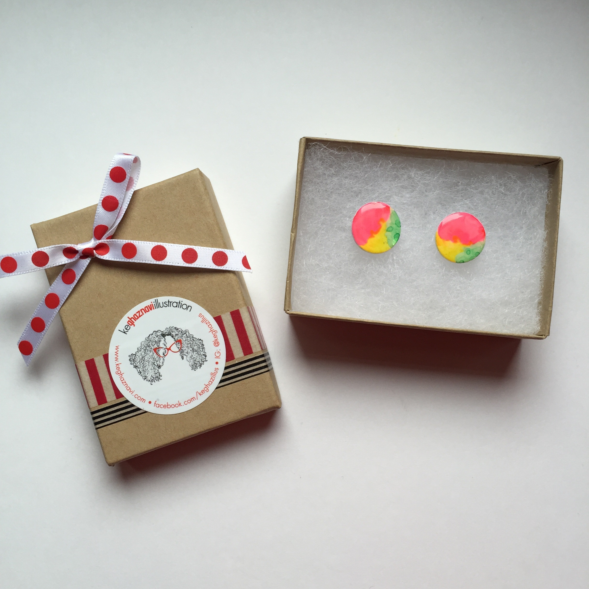 Example of packaging photo.