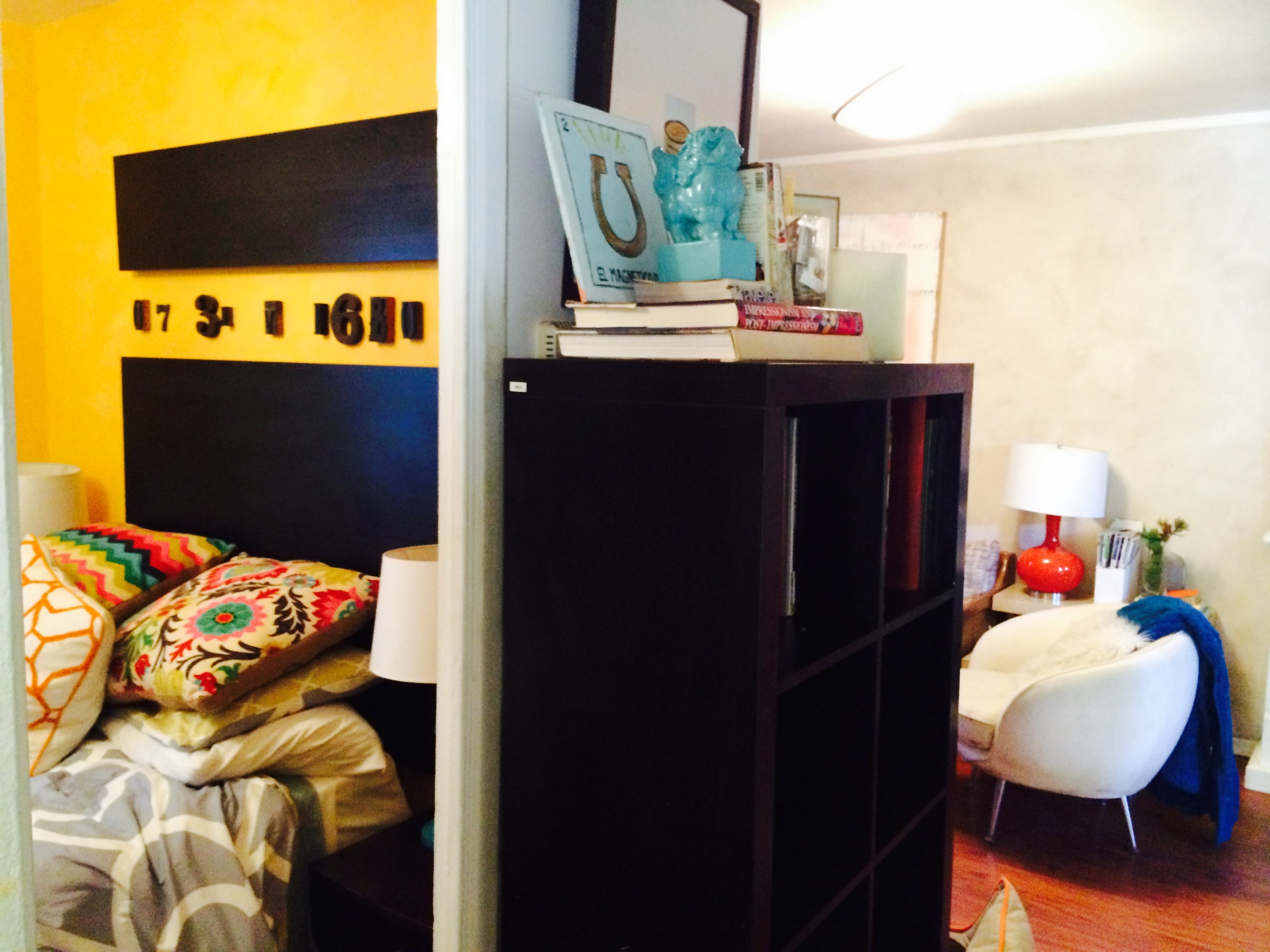 color & interior design little italy