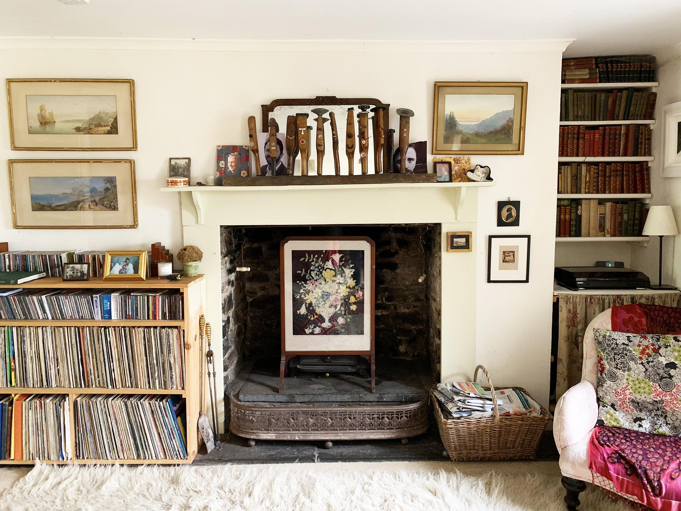 Arabella Shand's home