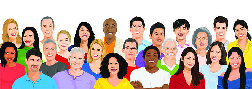 Image from LinkedIn article, Why Diversity is Not an Initiative and Better Ways to Describe It