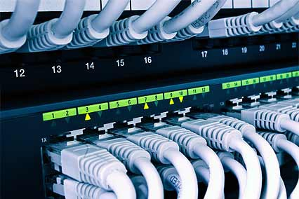 voice,data and fiber cabling