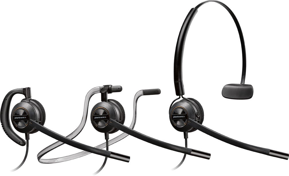 HW540 Corded Headset