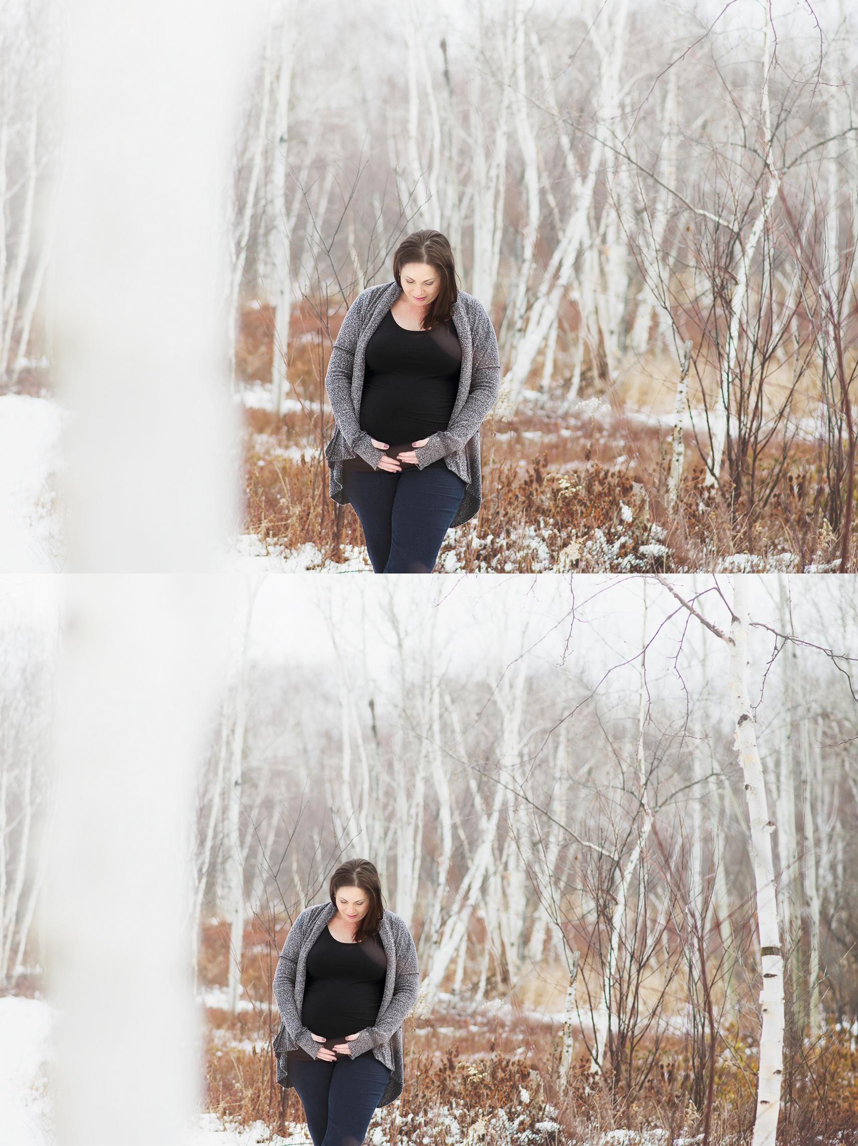 Sudbury maternity photography